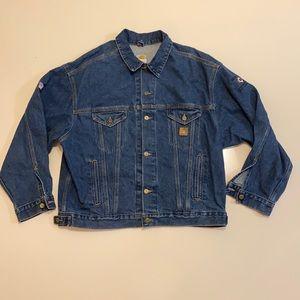 Carhartt jean jacket